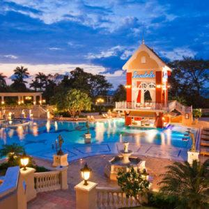 Private Airport Transfer to Sandals Royal Caribbean