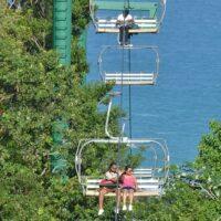 sky explorer chairlift adventure