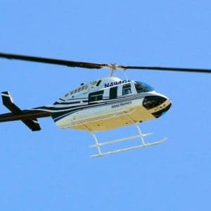 Helicopter Flights From Kingston Airport