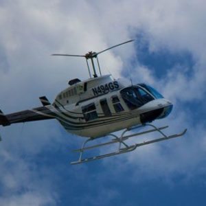 Helicopter Flights To And From Montego Bay