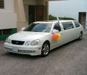 Island Wedding Jamaica Limousine Services