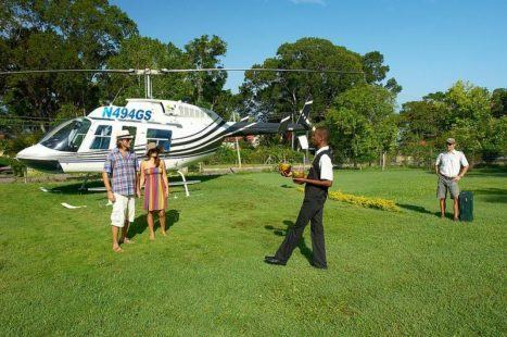 Jamaica Helicopter Transfers & Tours