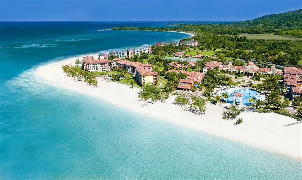 Sandals Whitehouse Helicopter Flights From Montego Bay Airport