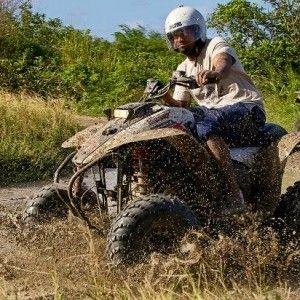 Dunn's River Falls And ATV Adventure From Montego Bay