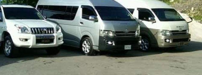 Private Transportation Company Ready to Serve You