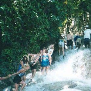Dunn;s River Falls and Blue Hole Combo Tour