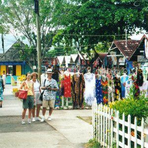Montego Bay Hilite And Shopping Tour