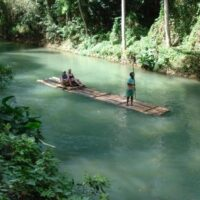 Rain-Forest Rafting Adventure