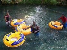 Rainforest Rafting Adventure