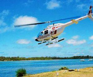 Sandals South Coast Helicopter Charters
