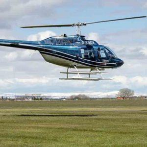 Tryall Resort Helicopter Transfer From Montego Bay Airport