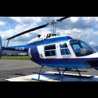 Helicopter Flights From Montego Bay Airport To Golden Eye Resort
