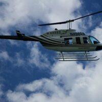 Helicopter Flights From Strawberry Hill Resort To Golden Eye Resort