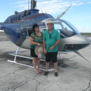 Helicopter Services From Montego Bay Airport To Sandals Grand Riviera