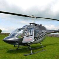 Helicopter Transfer From Montego Bay Airport To Port Antonio