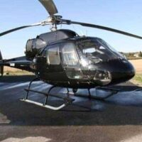 Helicopter Transfer From Montego Bay To Strawberry Hill Resort