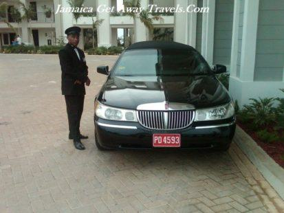 Sandals Whitehouse Limo Services