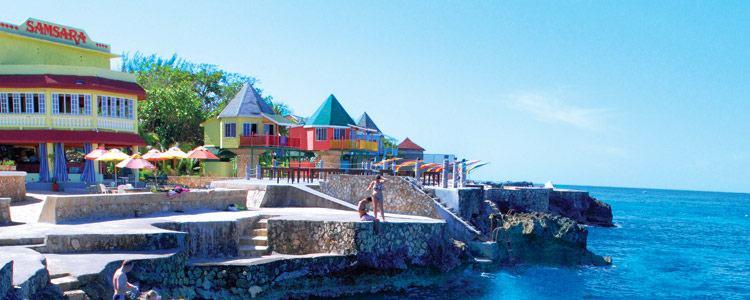 Hotel Samsara Cliff Resort Jamaica