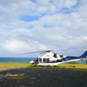 Private Helicopter Hire From Kingston To Trident Castle Port Antonio