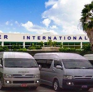 Ocho Rios Hourly Van Chauffeur Service