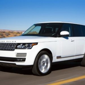 Luxury Range Rover HSE Hourly Service Private Chauffeur
