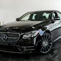 Mercedes E Class Hourly Service