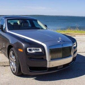 Rolls Royce Ghost Hourly Service