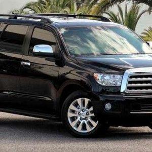 SUV Transportation Hourly Services