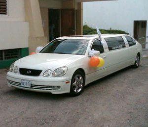 Wedding Limousine Rental Services Kingston