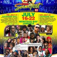Reggae Sumfest Private Transportation Service