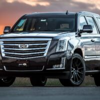 Cadillac Escalade Luxury SUV Hourly Service