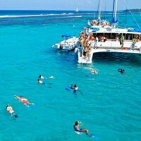 Set sail on our luxury catamaran tour, sail along the vibrant and colourful coast line from Montego Bay to Negril, renowned for its white sandy beaches and beautiful sunsets.