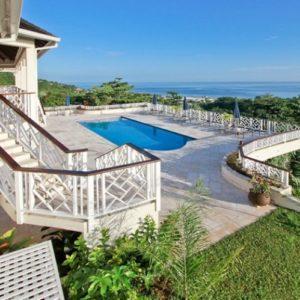 Montego Bay Airport Transfer To Tryall Club Haystack Villa