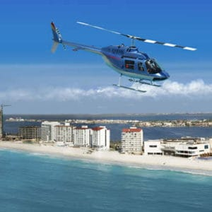 Montego Bay Private Helicopter Sightseeing Tour