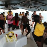 Montego Bay To Negril Catamaran Cruise Rum Punch Party