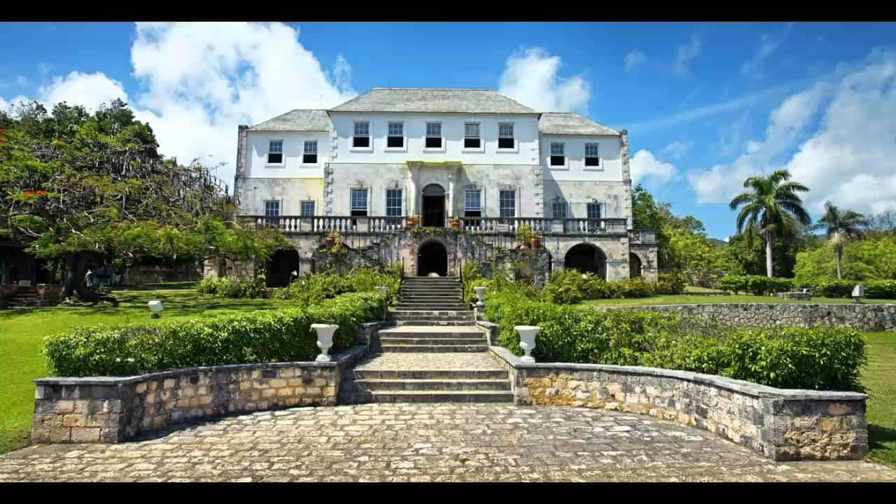 Private transfer from montego bay to rose hall great house for Video home tours