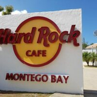 Private Transfer From Resorts To Hard Rock Cafe Montego Bay