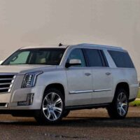Sandals Royal Plantation Escalade SUV Transfers From Montego Bay Airport