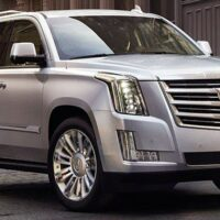 Cadillac Escalade Transfer from Kingston to Negril