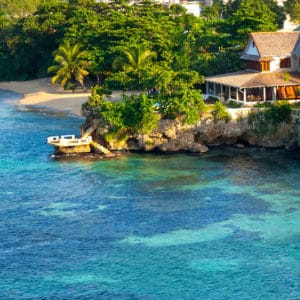 Hidden Bay Villa Private Transfer From Montego Bay Airport