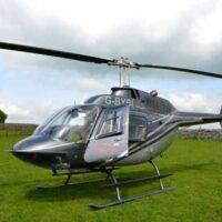 Kingston Airport Helicopter transfers to Ian Fleming Aerodrome Boscobel
