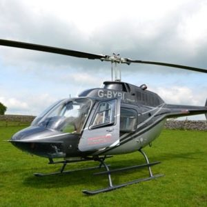 Kingston Airport Helicopter transfers to Ian Fleming Aerodrome Boscobel