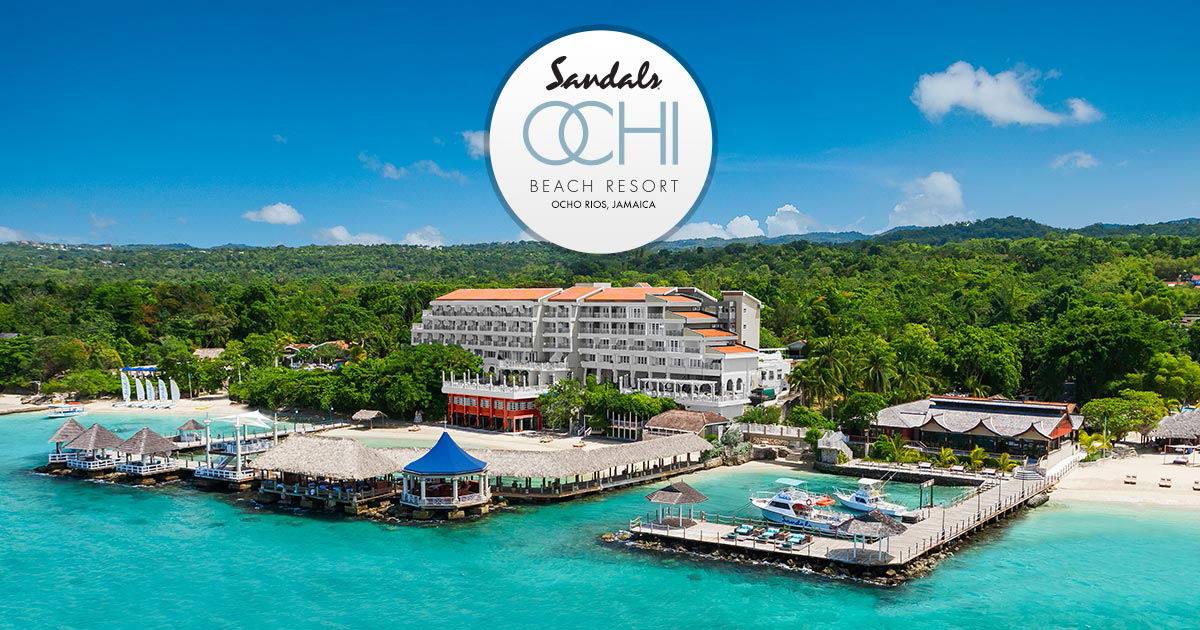 Sandals Ochi Beach Resort Town Transfer From Montego Bay