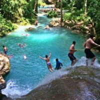 Irie Blue Hole Secret Water Fall Attraction