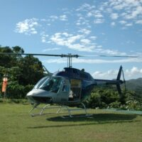 What better way to reach your hotel in Runaway Bay within minutes than a Helicopter Transfer.