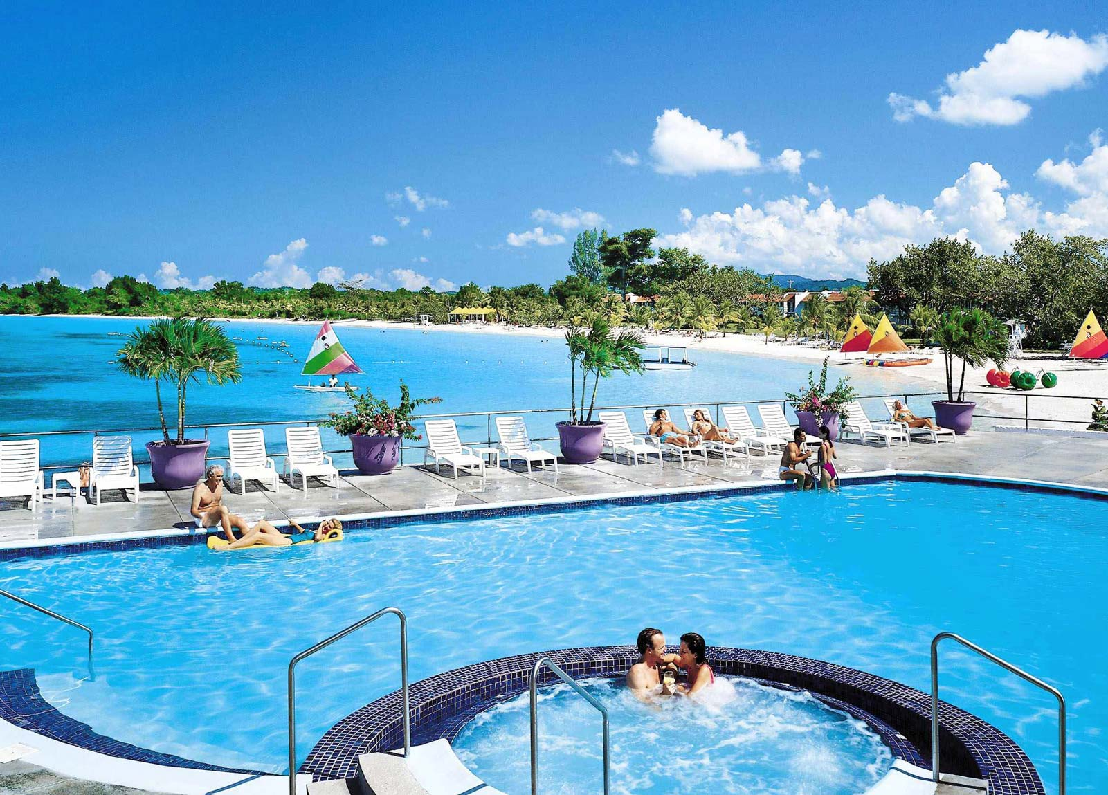 Breezes Grand Resort And Spa Negril Adults Only