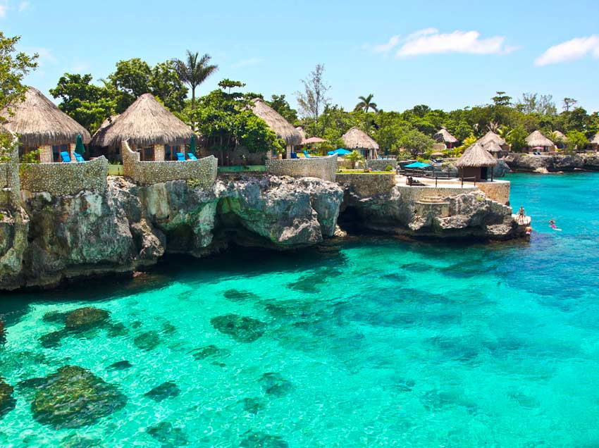 Rock House Hotel Negril Private Transfer From Montego Bay Airport