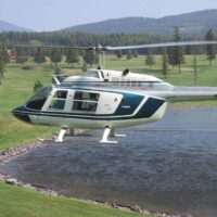 Strawberry Hill Resort Private Helicopter Charter From Kingston Airport
