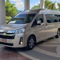 Enjoy a personal driver and vehicle at your disposal to take you any where you want to go on the island,the most economical private transfer you will find.