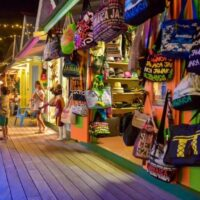 Enjoy a guided tour of Montego Bay and get the opportunity to take home some great Jamaican souvenirs.